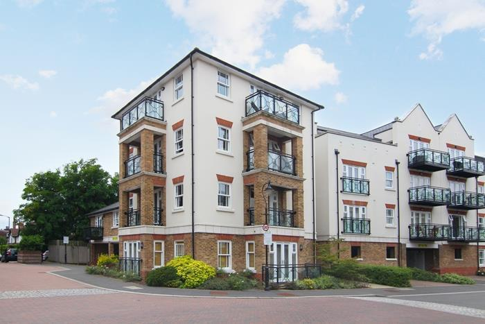 2 Bedrooms Apartment Flat for sale in Holford Way, London