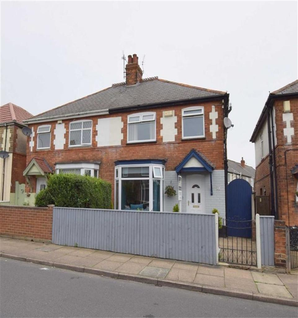 3 Bedrooms Semi Detached House for sale in Cross Coates Road, Grimsby, North East Lincolnshire