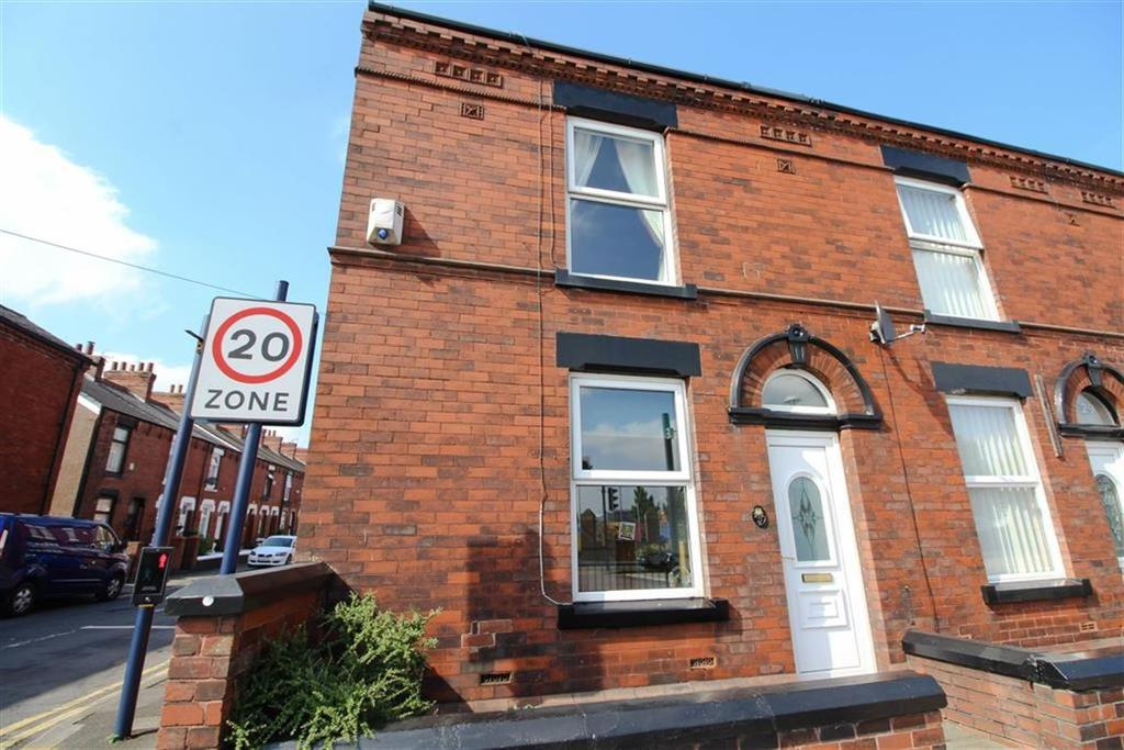 2 Bedrooms End Of Terrace House for sale in Hyde Road, Denton, Manchester