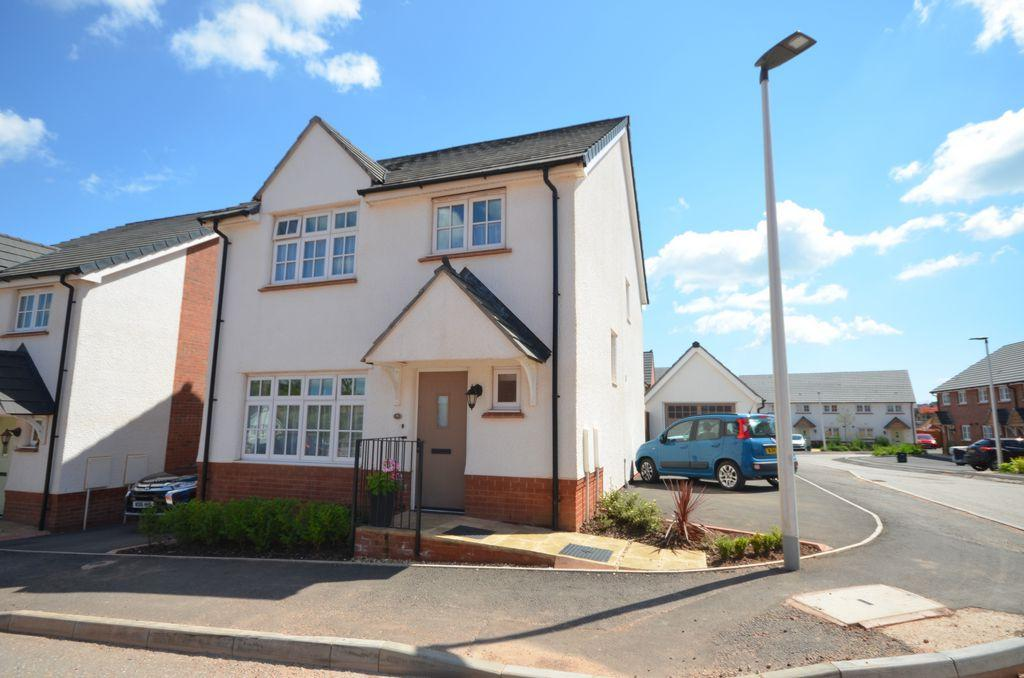 4 Bedrooms House for sale in Kestrel Way, Dawlish, EX7