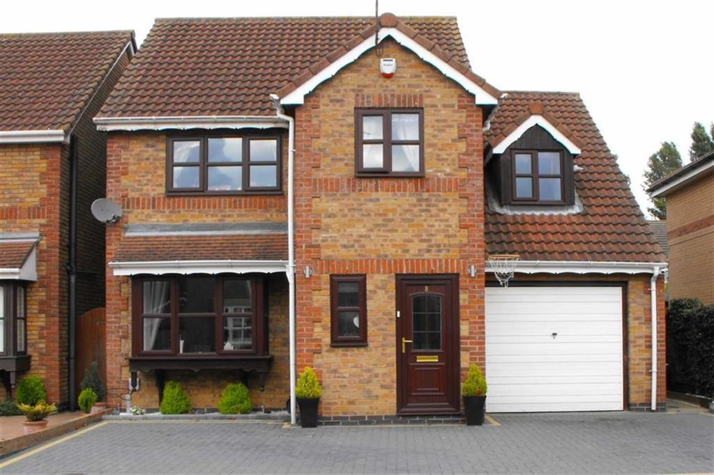 4 Bedrooms Detached House for sale in Buccaneer Way, Brough, Brough, HU15