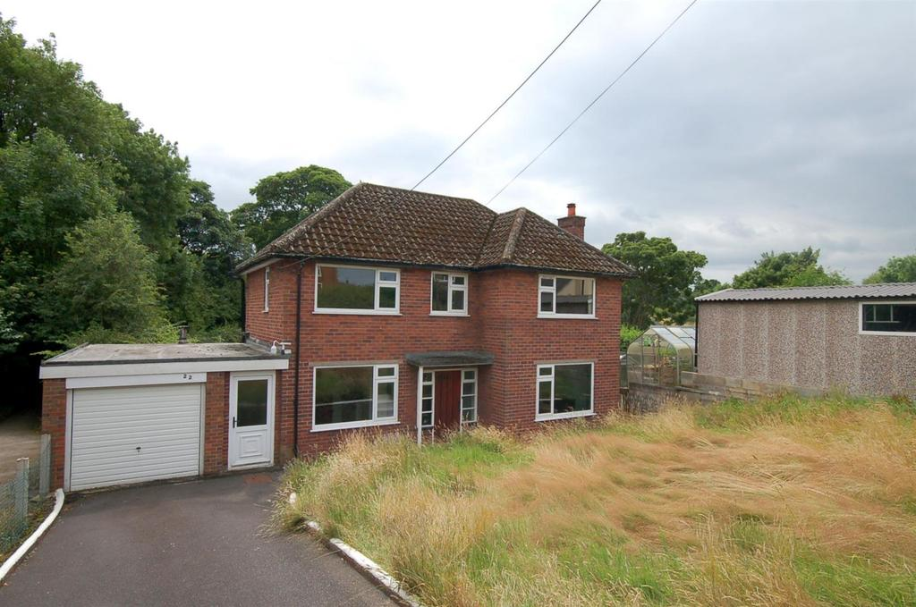 3 Bedrooms Detached House for sale in Cinderhill Lane, Scholar Green