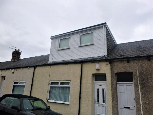2 Bedrooms Terraced Bungalow for sale in OSWALD TERRACE, CASTLETOWN, SUNDERLAND NORTH