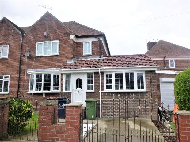 2 Bedrooms Semi Detached House for sale in MARVILLE EAST, RYHOPE, SUNDERLAND SOUTH