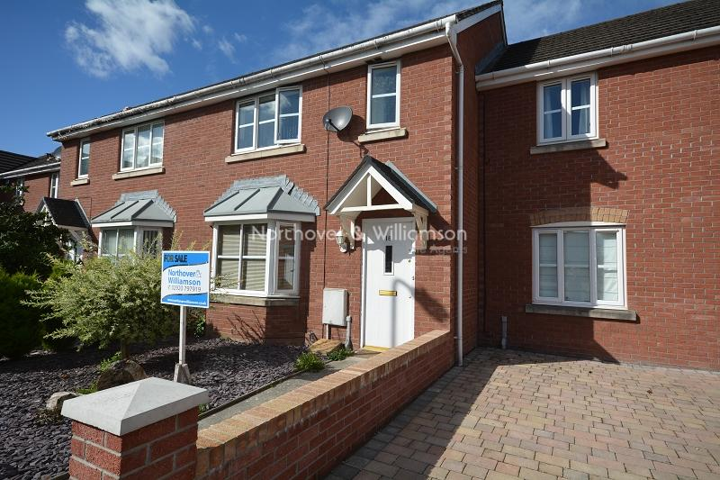 3 Bedrooms Terraced House for sale in Clos Chappell , St. Mellons, Cardiff. CF3