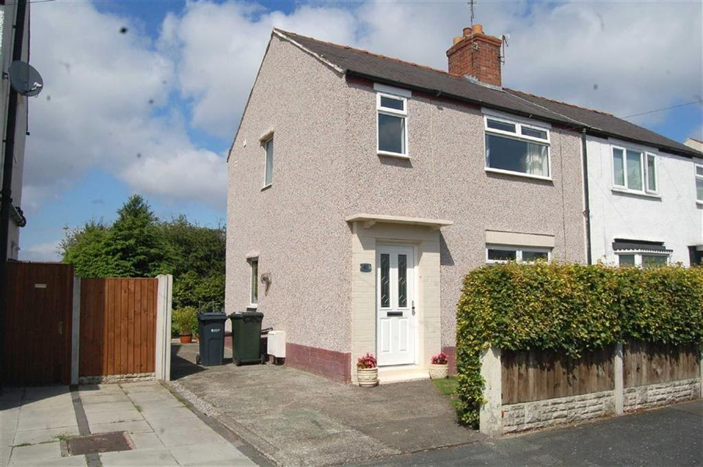 2 Bedrooms Semi Detached House for sale in Hawthorn Road, Little Sutton, Ellesmere Port