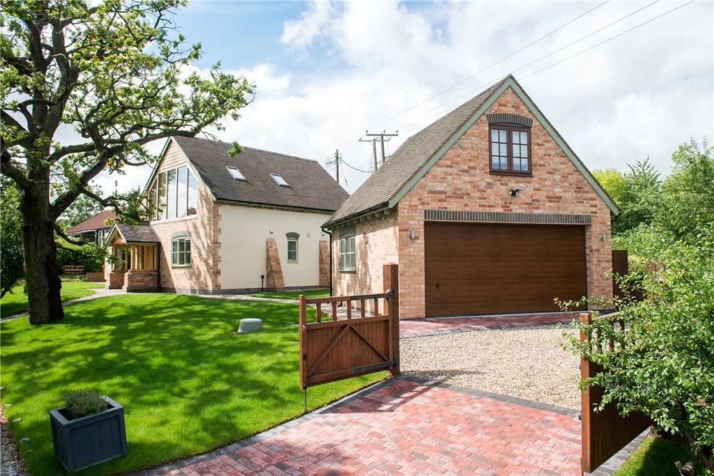 4 Bedrooms Detached House for sale in Kings Lane, Stratford-upon-Avon, CV37