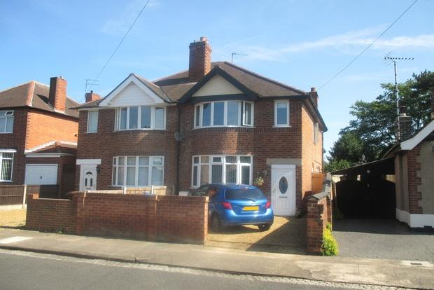 3 Bedrooms Semi Detached House for sale in Shaftesbury Avenue, Sawley, Nottingham, NG10