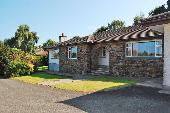 3 Bedrooms Bungalow for sale in Cooilushtey, Port Lewaigue, Maughold, IM7 1AQ