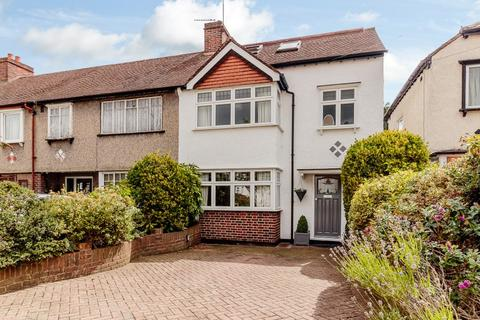 4 bedroom end of terrace house for sale - New Malden