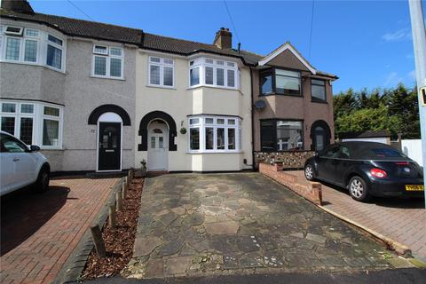 3 bedroom terraced house for sale - Rom Crescent, Romford, RM7