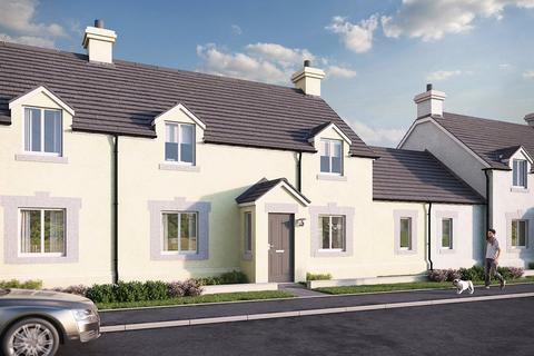 3 bedroom end of terrace house for sale - Plot No 20, Triplestone Close, Herbrandston, Milford Haven