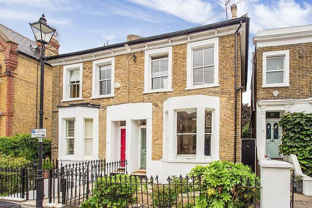 3 Bedrooms House for sale in Fitzwilliam Road, SW4