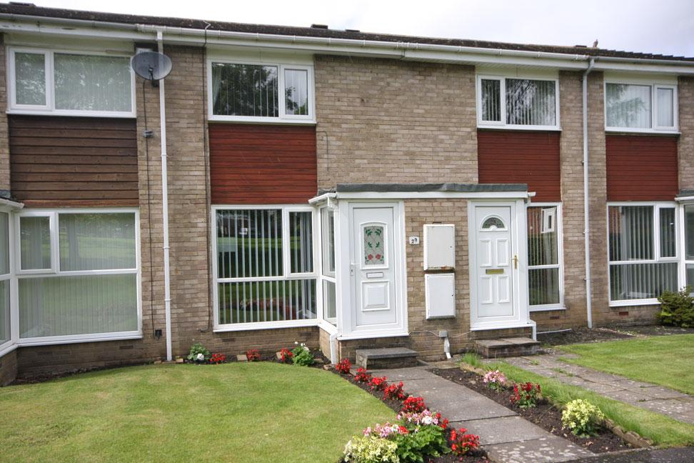 2 Bedrooms End Of Terrace House for sale in Glanton Close, Waldridge Park, Chester-le-Street DH2 3SW