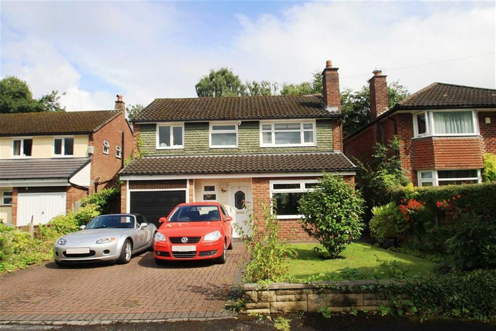 3 Bedrooms Detached House for sale in Grange Park Avenue, Wilmslow