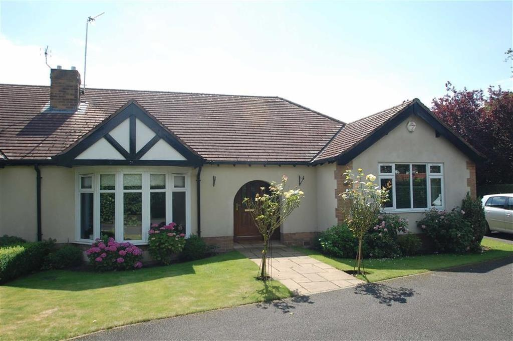 3 Bedrooms Semi Detached House for sale in Thorn Road, Bramhall, Cheshire