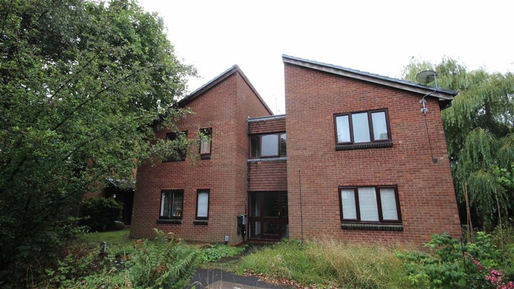 Studio Flat for sale in William Tarver Close, Warwick, CV34