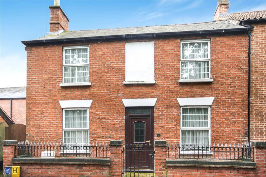 3 Bedrooms House for sale in West Banks, Sleaford, Lincolnshire, NG34
