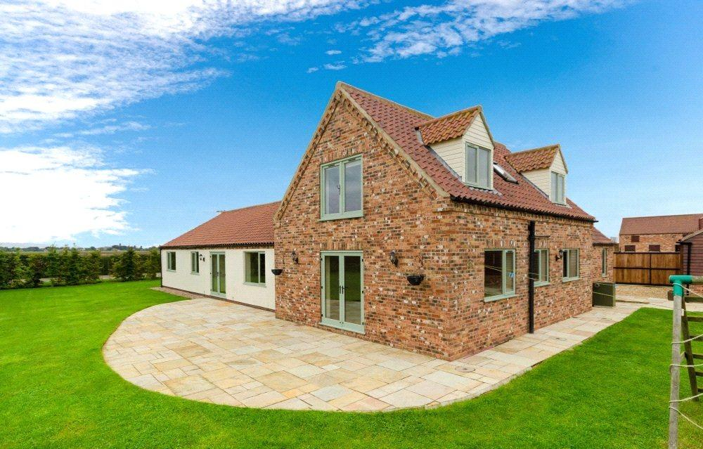 5 Bedrooms Detached House for sale in North Kyme Fen, North Kyme, Lincoln, LN4