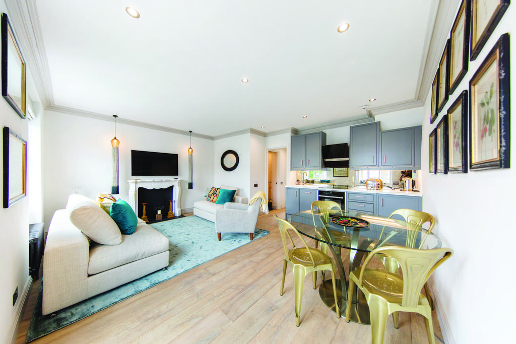 1 Bedroom Flat for sale in Ledbury Road, W11