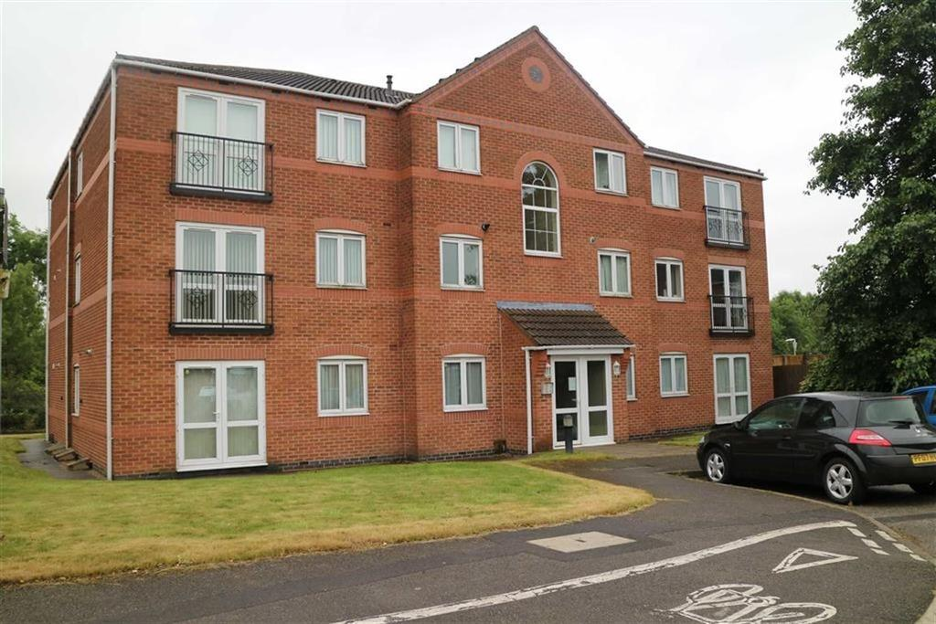 2 Bedrooms Flat for sale in 54, Millers Way, Kirkby In Ashfield, Notts, NG17