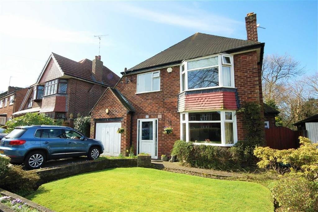 4 Bedrooms Detached House for sale in Homewood Road, Northenden, Manchester, M22