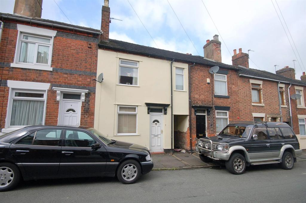 3 Bedrooms Terraced House for sale in Albert Street, Bignall End