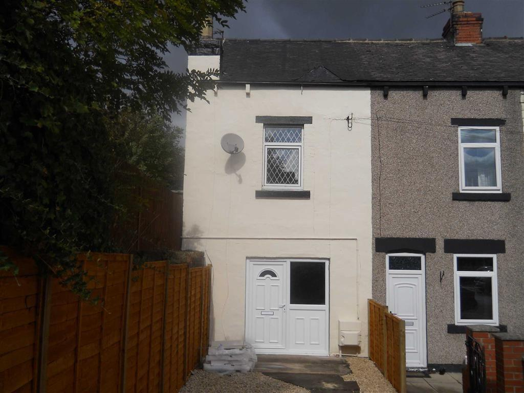 3 Bedrooms End Of Terrace House for sale in Foster Street, Stairfoot, Barnsley, S70