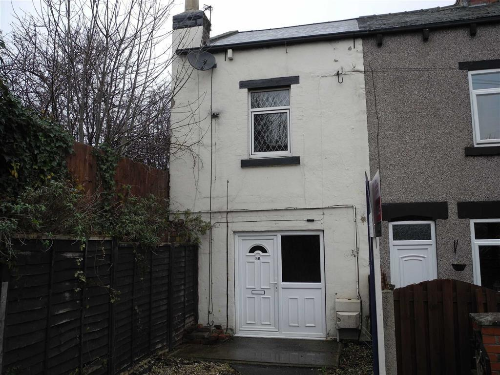 3 Bedrooms End Of Terrace House for sale in Foster Street, Stairfoot, Stairfoot, Barnsley, S70