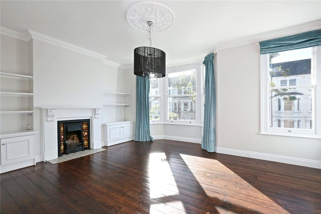 3 Bedrooms Flat for sale in Harvist Road, Queen's Park, London, NW6