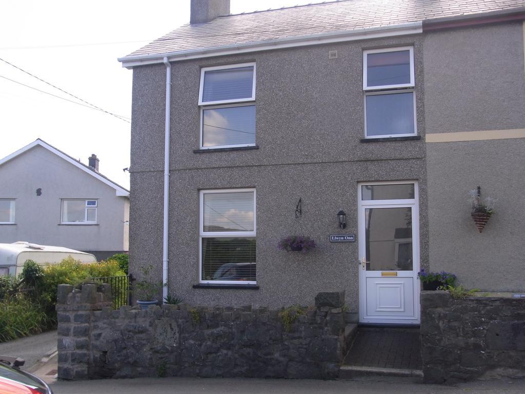 3 Bedrooms End Of Terrace House for sale in Llwyn Onn, Minffordd, Penrehyndeudraeth LL48