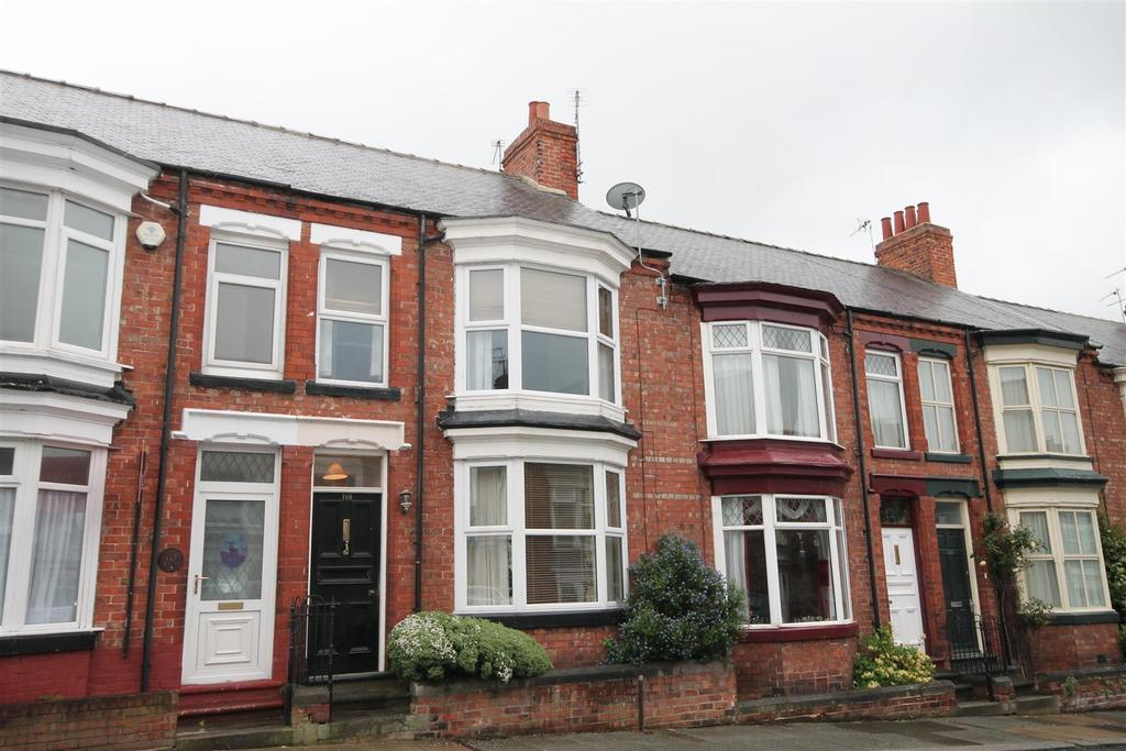 2 Bedrooms Terraced House for sale in Clifton Road, Darlington