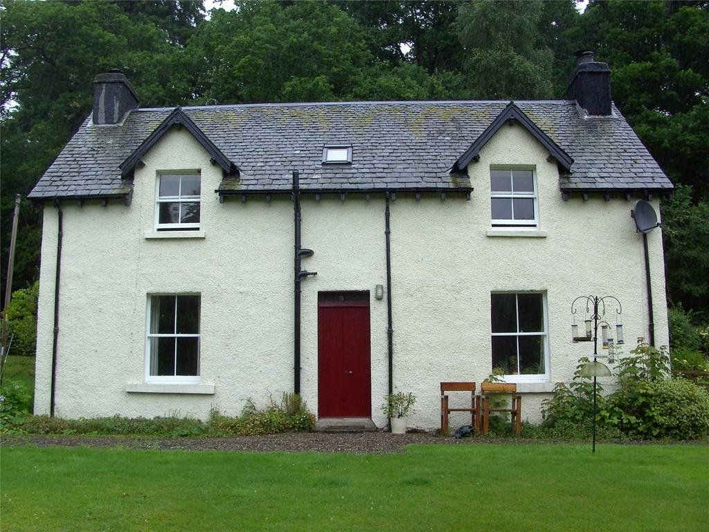 gamekeepers cottage findynate strathtay pitlochry perth and image 1 of 10 picture no 04