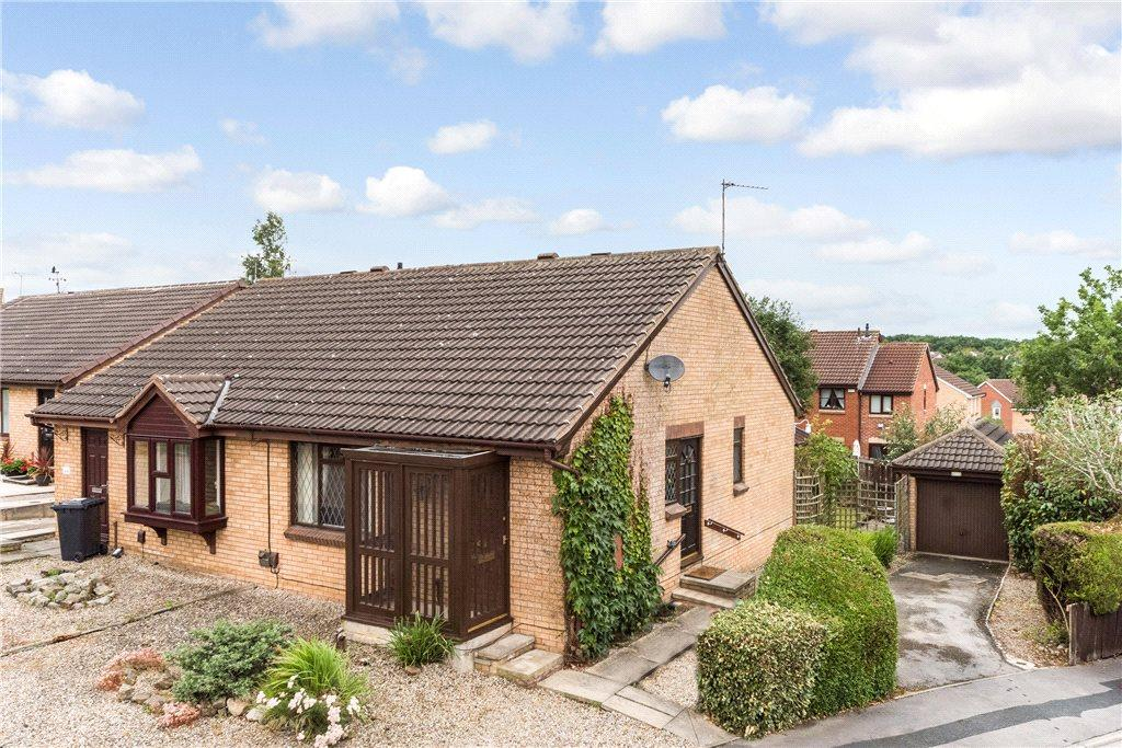 2 Bedrooms Semi Detached Bungalow for sale in Pennywort Grove, Harrogate, North Yorkshire