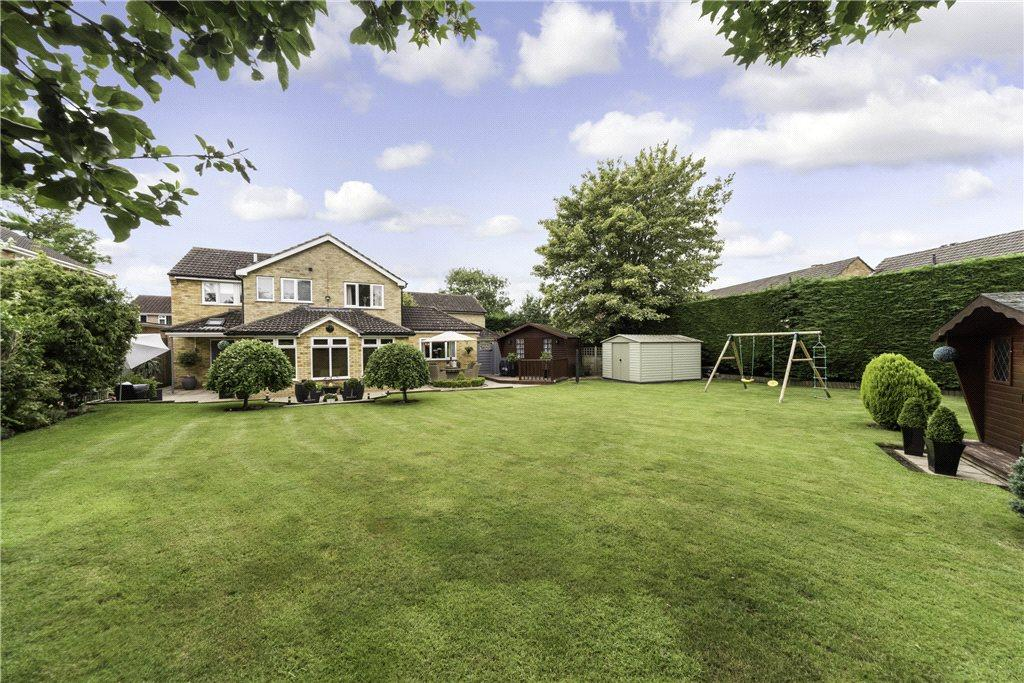 4 Bedrooms Detached House for sale in Lindrick Close, Ripon, North Yorkshire