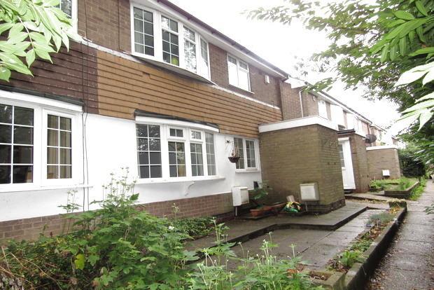2 Bedrooms Maisonette Flat for sale in Shearing Close, Gedling, Nottingham, NG4