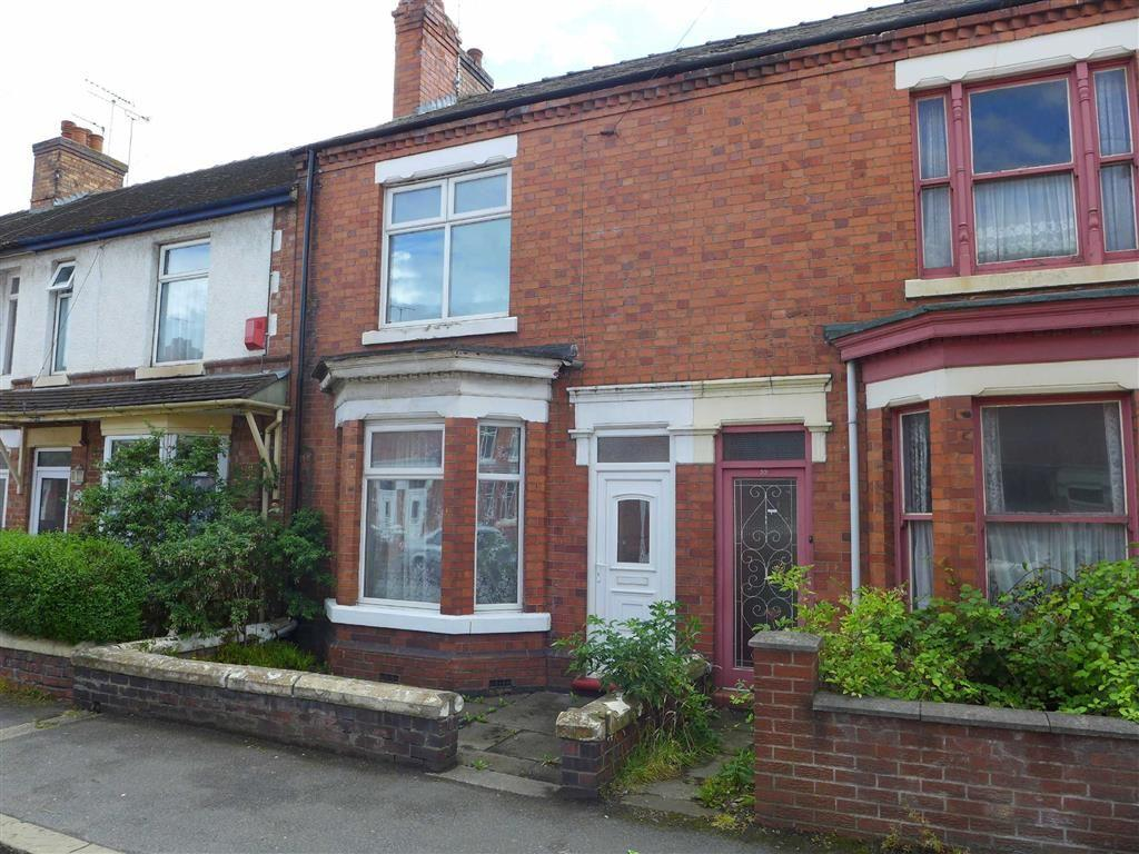 3 Bedrooms Terraced House for sale in Laura Street, Crewe