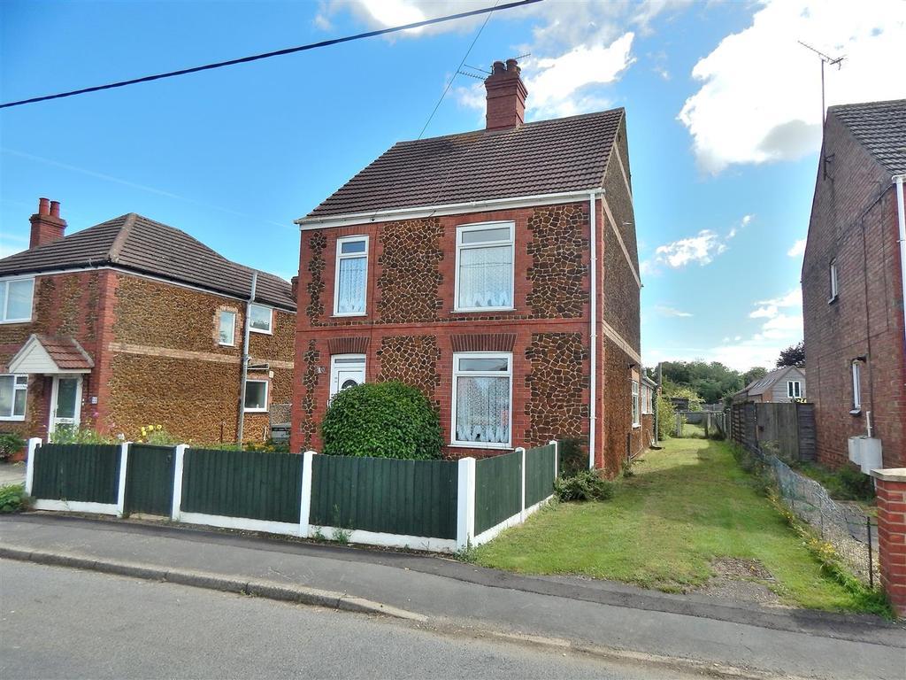 4 Bedrooms Detached House for sale in Pansey Drive, Dersingham, King's Lynn