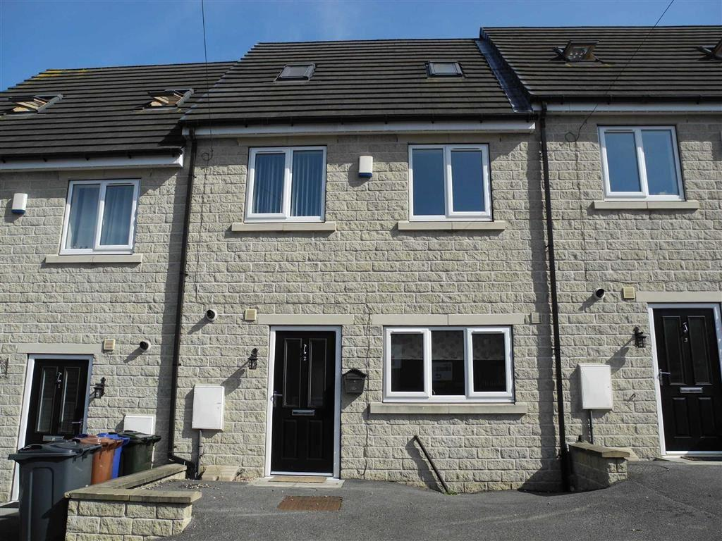 3 Bedrooms Town House for sale in Park Row, Melvile Street, Wombwell, Barnsley, S73
