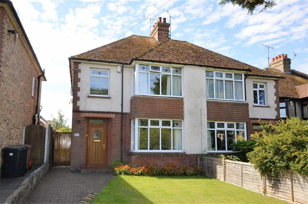 3 Bedrooms Semi Detached House for sale in Hythe Road, Ashford, Kent