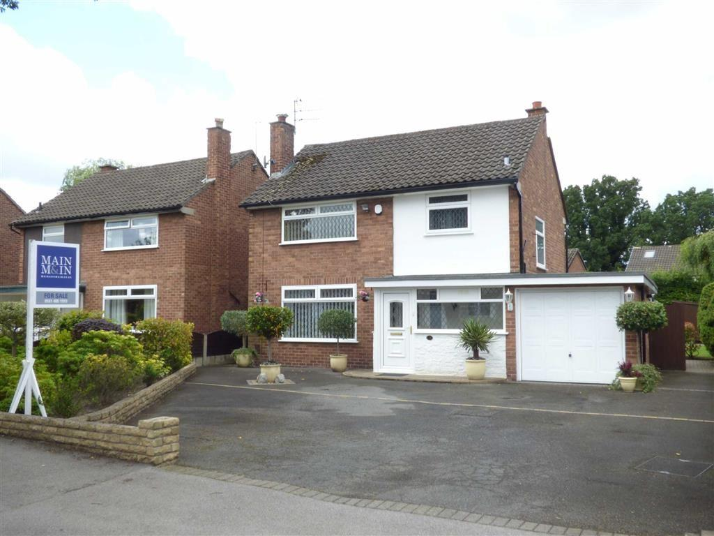 3 Bedrooms Detached House for sale in Queens Road, Cheadle Hulme, Cheshire