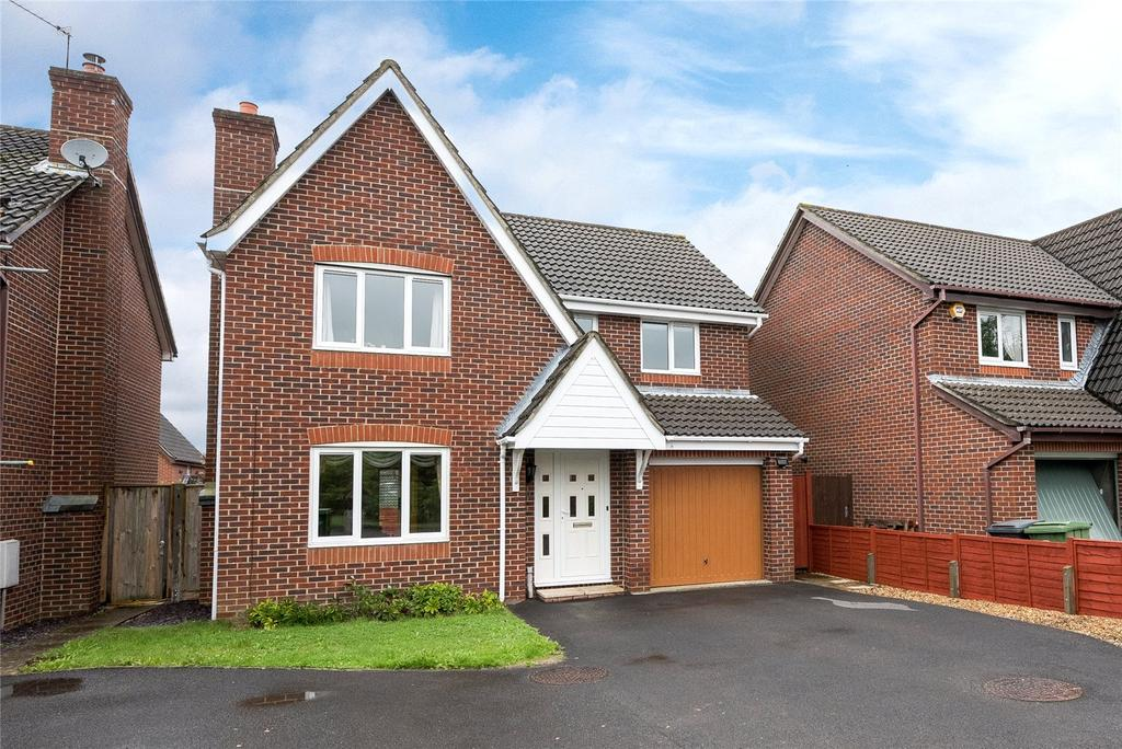 4 Bedrooms House for sale in Colden Common, Hampshire, SO21
