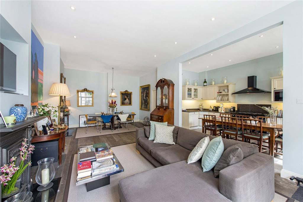 4 Bedrooms Mews House for sale in Eccleston Square Mews, London, SW1V