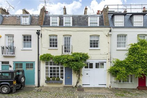 4 bedroom mews for sale - Eccleston Square Mews, London, SW1V