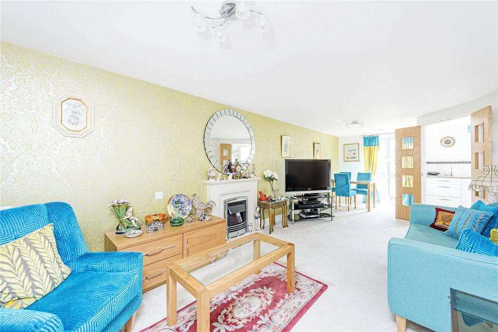 2 Bedrooms Flat for sale in Liberty House, 246 Kingston Road, SW20