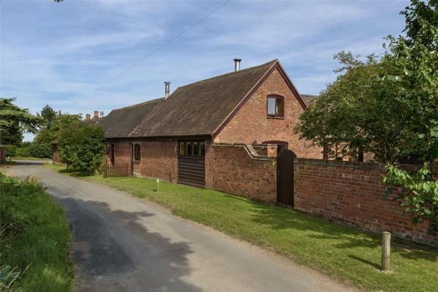 4 Bedrooms House for sale in The Coach House, Betton Strange, Cross Houses, Shropshire