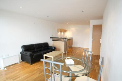 2 bedroom apartment to rent - SANTORINI, CITY ISLAND, LEEDS, LS12 1DP