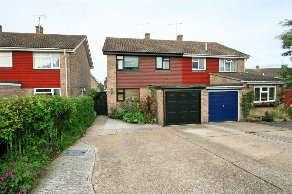 3 Bedrooms Semi Detached House for sale in 28 Darnet Road, Tollesbury, MALDON, Essex