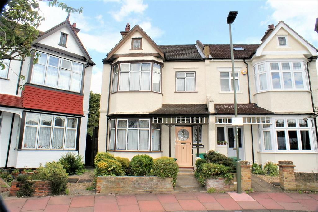 3 Bedrooms Semi Detached House for sale in Hampden Road, Beckenham