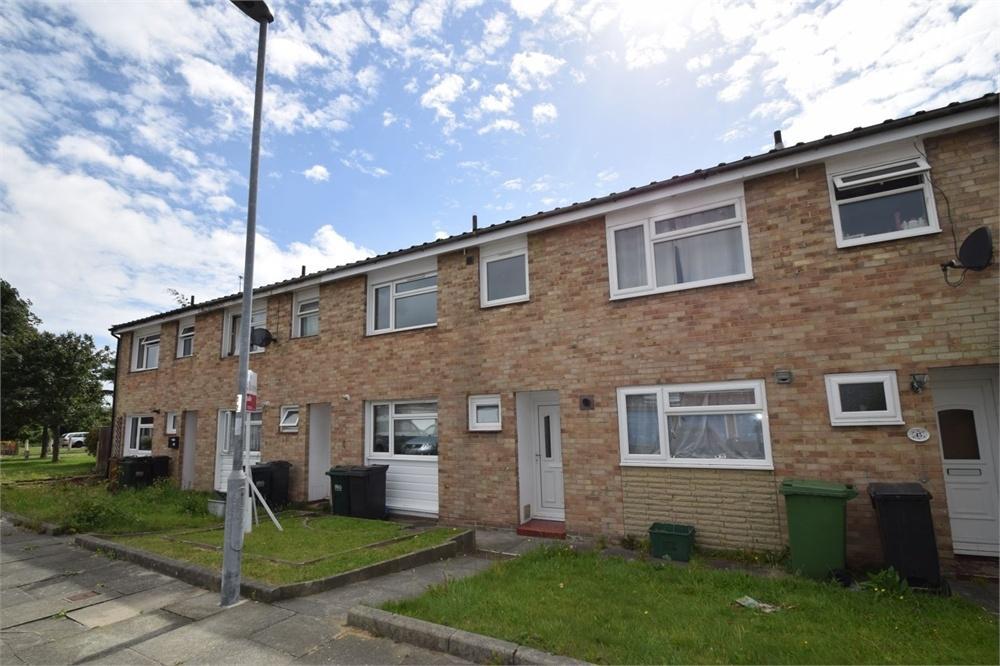 3 Bedrooms Terraced House for sale in Westerham Road, Langney, East Sussex